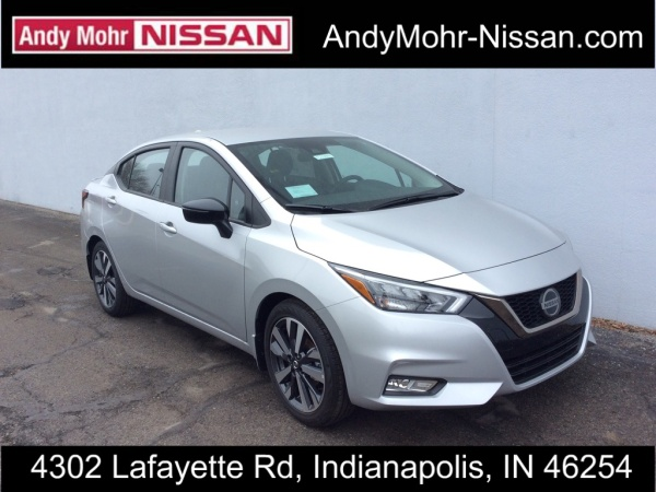 2020 Nissan Versa in Indianapolis, IN