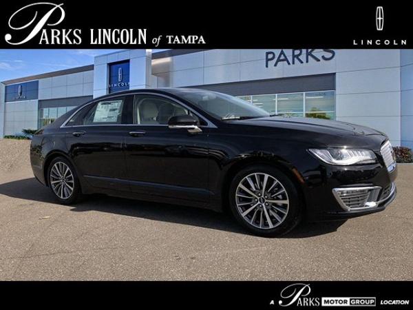 2019 Lincoln MKZ Standard