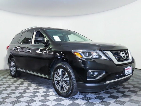 2018 Nissan Pathfinder in Marlow Heights, MD