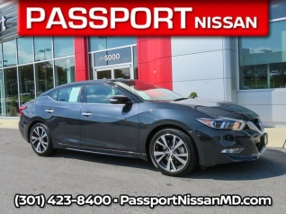 Used 2017 Nissan Maxima 3.5 Platinum For Sale In Marlow Heights, MD