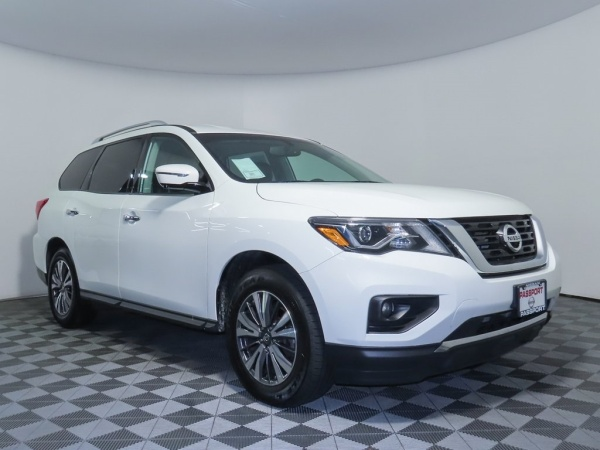 2017 Nissan Pathfinder in Marlow Heights, MD