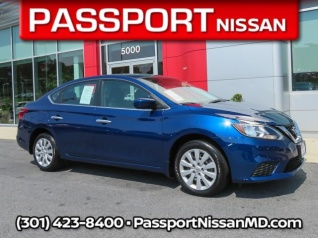 Used 2018 Nissan Sentra S CVT For Sale In Marlow Heights, MD