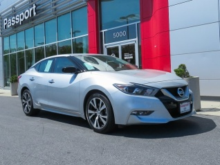 2016 Nissan Maxima 3 5 S For In Marlow Heights Md