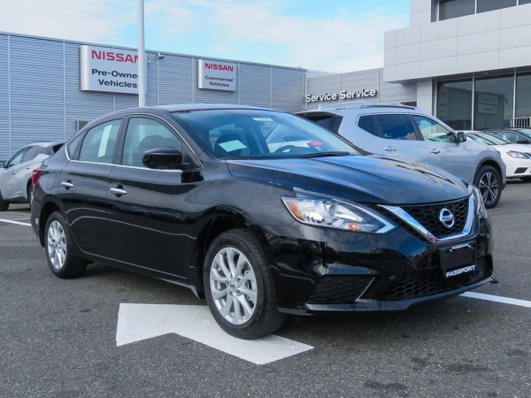 2019 Nissan Sentra in Marlow Heights, MD