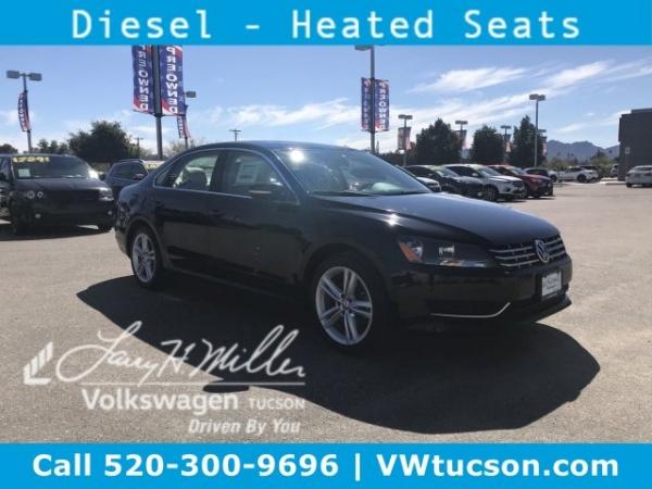 2014 Volkswagen Passat in Tucson, AZ