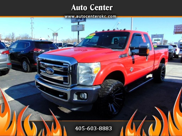 2011 Ford Super Duty F-250 in Oklahoma City, OK