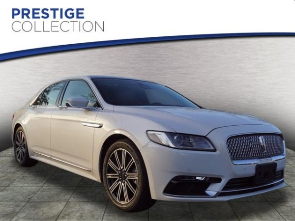 2017 Lincoln Continental in Englewood, NJ