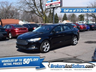 2016 Ford Fusion Se Awd For In Taylor Mi