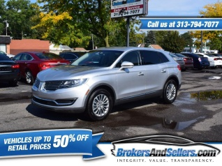 2017 Lincoln Mkx Select Awd For In Taylor Mi
