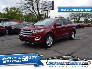 2017 Ford Edge Sel Fwd For In Taylor Mi