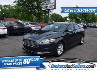 Used Ford Fusion For Sale In Ohio