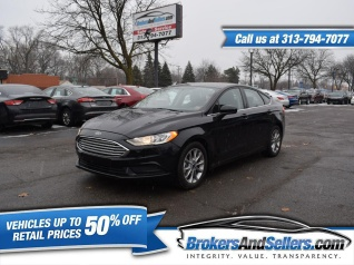 2017 Ford Fusion Se Fwd For In Taylor Mi