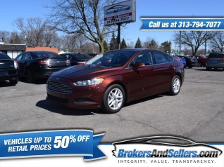 2016 Ford Fusion Se Fwd For In Taylor Mi