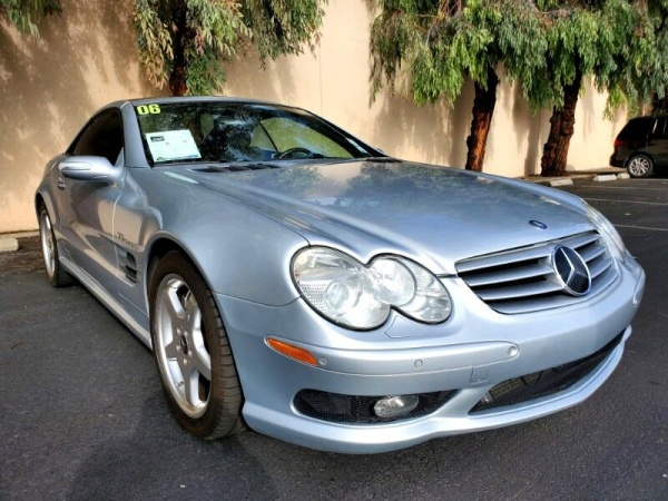 2006 Mercedes-Benz SL in San Jose, CA