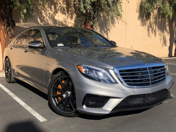 2015 Mercedes-Benz S-Class in San Jose, CA