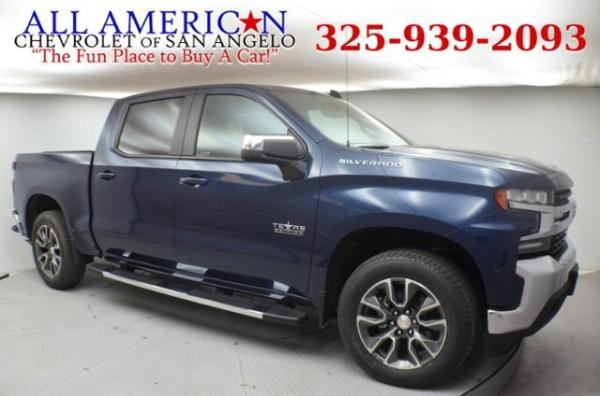 2020 Chevrolet Silverado 1500 in San Angelo, TX
