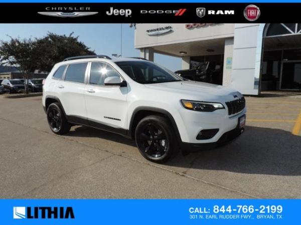 2020 Jeep Cherokee in Bryan, TX