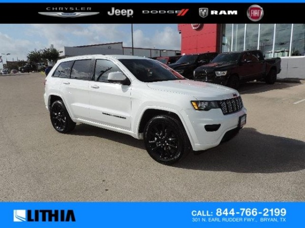 2020 Jeep Grand Cherokee in Bryan, TX