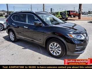 Superior Used 2017 Nissan Rogue 2017.5 SV FWD For Sale In Midland, TX
