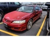2002 Honda Accord EX V6 with Leather Coupe Automatic for Sale in Midland, TX