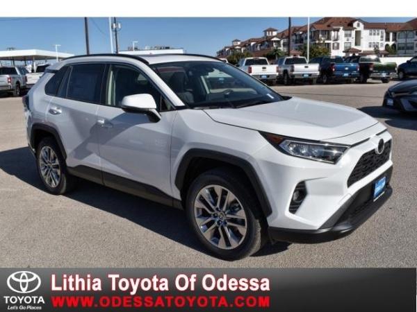 2019 Toyota RAV4 in Odessa, TX