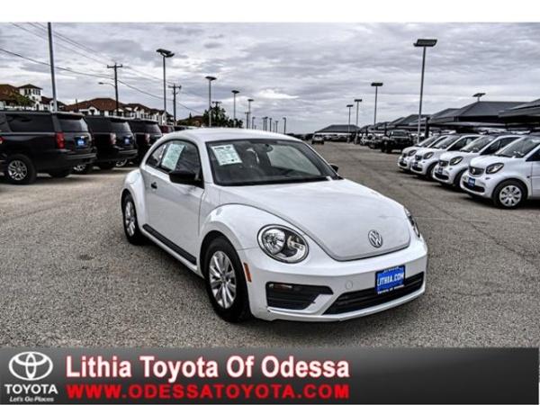 2018 Volkswagen Beetle in Odessa, TX