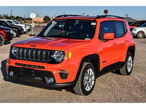 2020 Jeep Renegade in San Angelo, TX