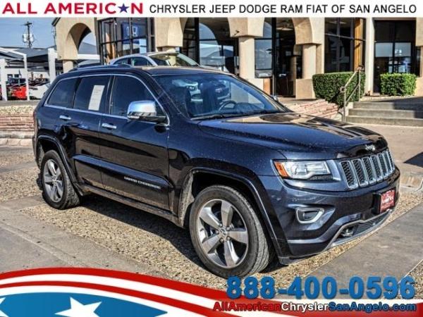 2014 Jeep Grand Cherokee in San Angelo, TX