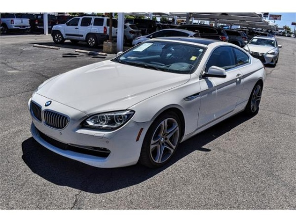 2013 BMW 6 Series in San Angelo, TX