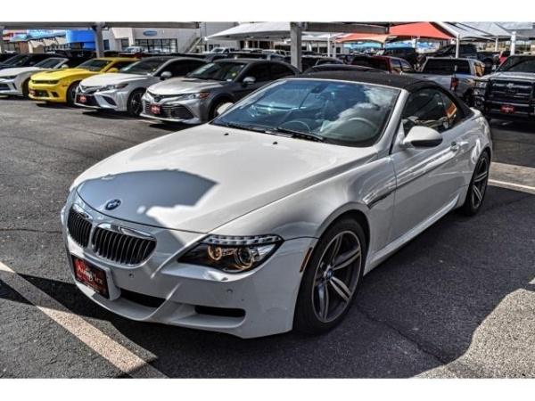 2009 BMW M6 Base