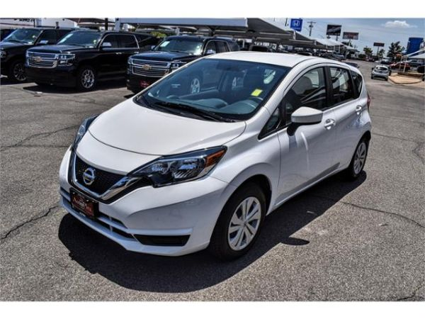 2019 Nissan Versa in San Angelo, TX