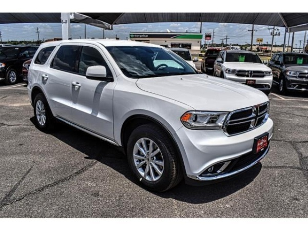 2019 Dodge Durango in San Angelo, TX