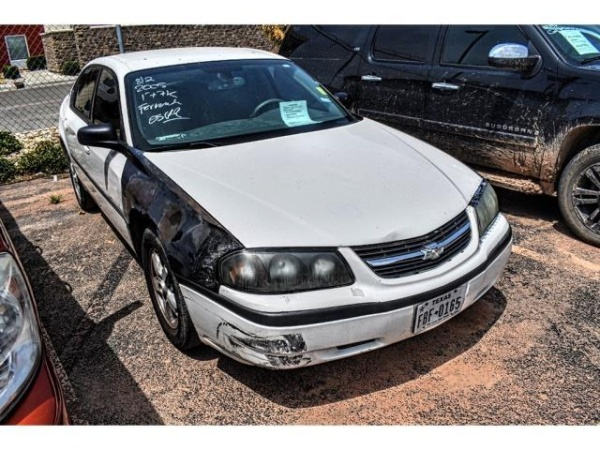 2005 Chevrolet Impala in San Angelo, TX