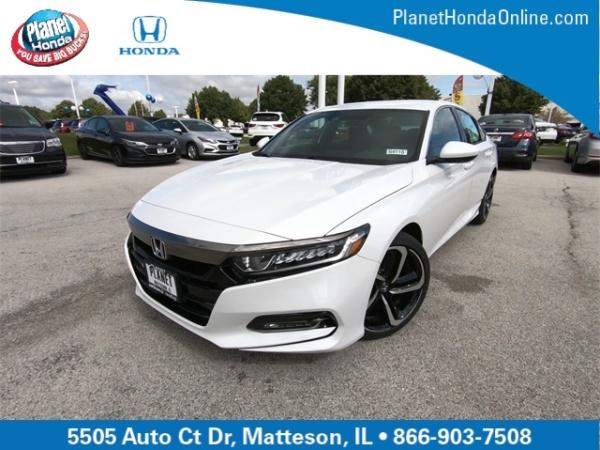 2019 Honda Accord in Matteson, IL