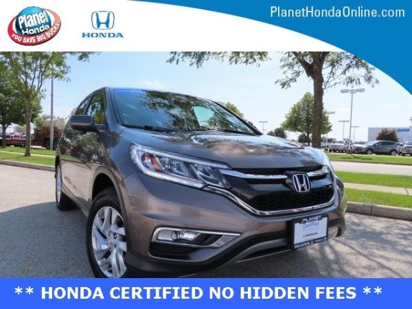 2016 Honda CR-V in Matteson, IL