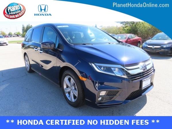 2018 Honda Odyssey in Matteson, IL