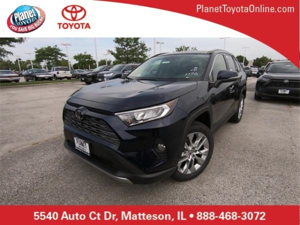 2019 Toyota RAV4 in Matteson, IL