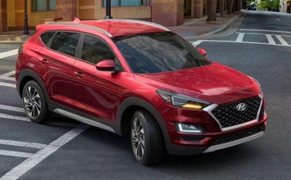 2020 Hyundai Tucson in Spring, TX