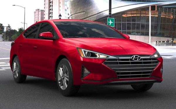2020 Hyundai Elantra in Spring, TX