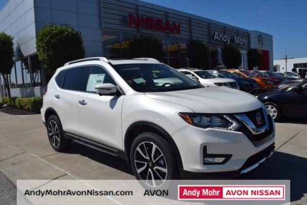 Andy Mohr Nissan Avon >> 2020 Nissan Rogue Sl For Sale In Avon In Truecar