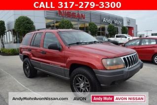 Used 2002 Jeep Grand Cherokee Laredo 4WD For Sale In Avon, IN