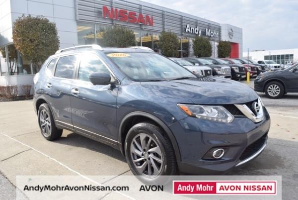 2016 Nissan Rogue in Avon, IN