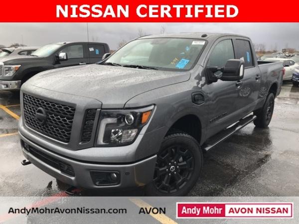 2019 Nissan Titan SV