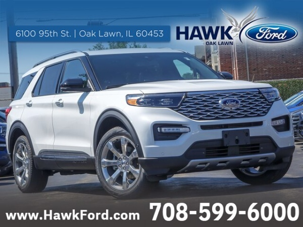 2020 Ford Explorer in Oak Lawn, IL