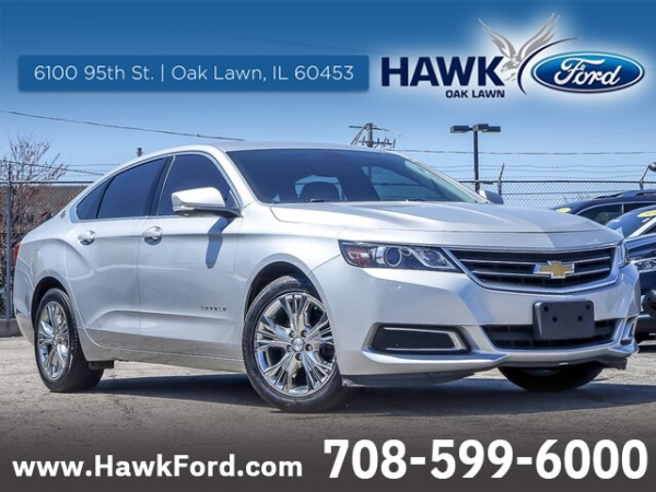 2015 Chevrolet Impala in Oak Lawn, IL