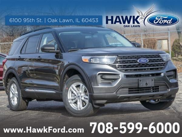 2020 Ford Explorer in Oak Lawn, IL