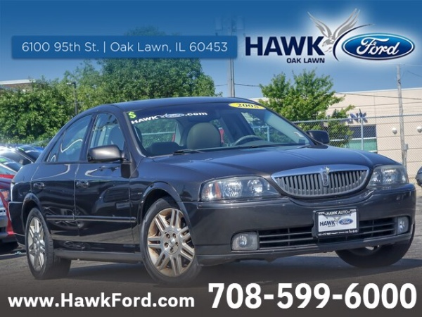 2005 Lincoln Ls V8 >> 2005 Lincoln Ls Sport Package V8 For Sale In Oak Lawn Il
