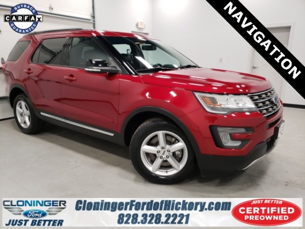 2017 Ford Explorer in Hickory, NC
