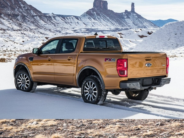2019 Ford Ranger in Hickory, NC