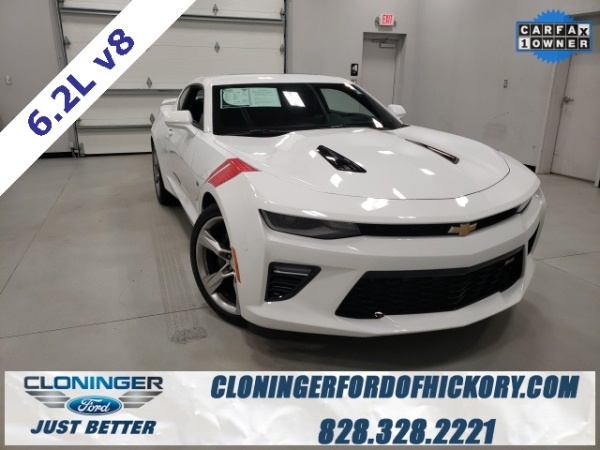 2018 Chevrolet Camaro in Hickory, NC